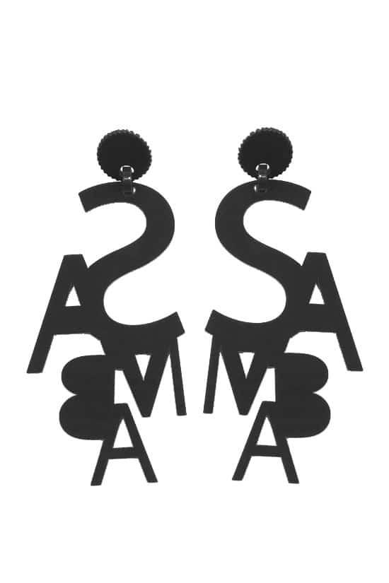 Pendientes Samba