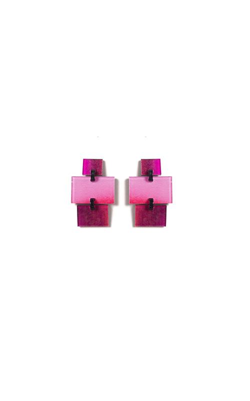 Pendiente cairo pink